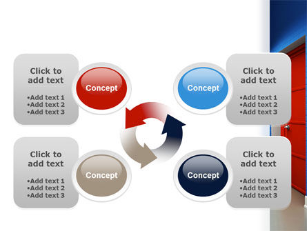 Search For A Way PowerPoint Template Slide 9