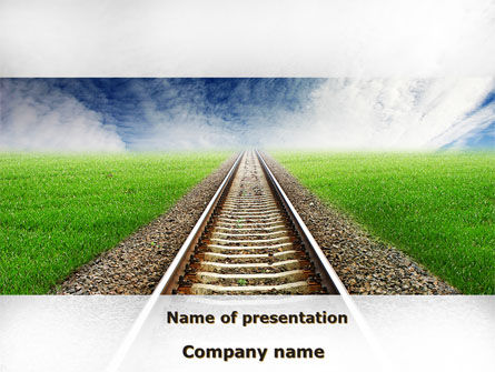 Rails PowerPoint Template