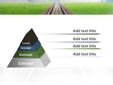 Rails PowerPoint Template Slide 12