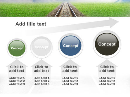 Rails PowerPoint Template Slide 13