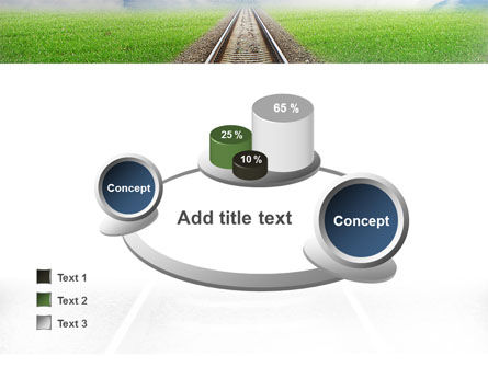 Rails PowerPoint Template Slide 16