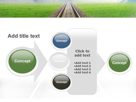 Rails PowerPoint Template Slide 17