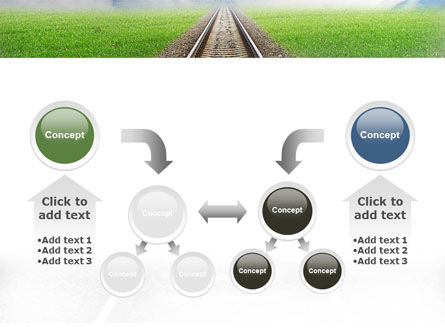 Rails PowerPoint Template Slide 19