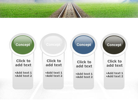 Rails PowerPoint Template Slide 5