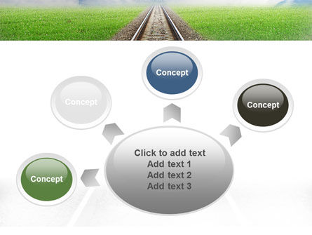 Rails PowerPoint Template Slide 7