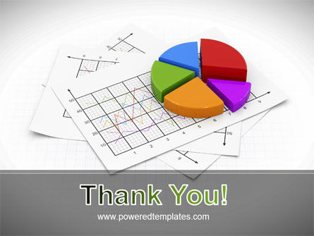Pie Diagram PowerPoint Template Slide 20