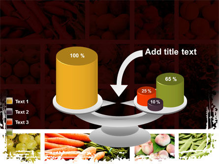 Vegetables Collage PowerPoint Template Slide 10