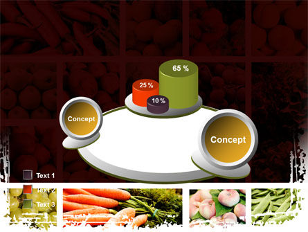 Vegetables Collage PowerPoint Template Slide 16