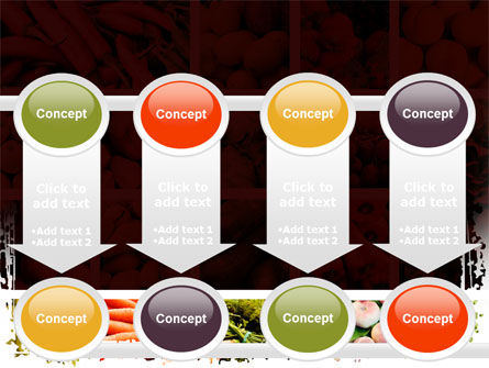 Vegetables Collage PowerPoint Template Slide 18