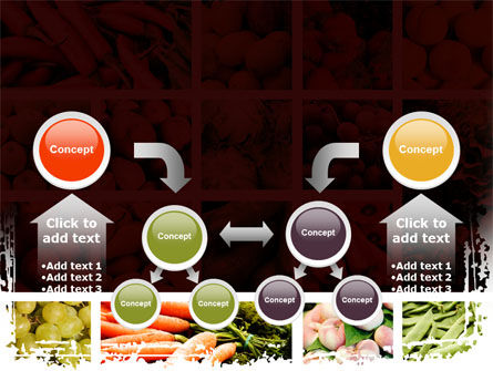Vegetables Collage PowerPoint Template Slide 19
