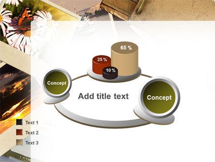 Summer Memories Photo PowerPoint Template Slide 16
