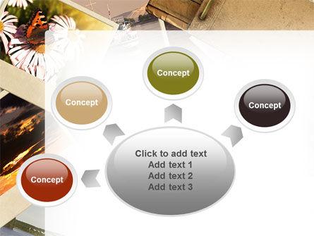 Summer Memories Photo PowerPoint Template Slide 7