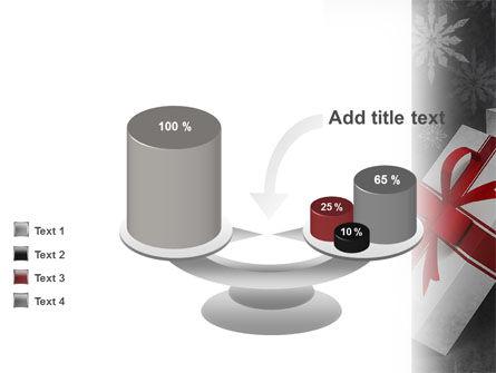 Christmas Present Box PowerPoint Template Slide 10