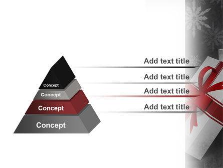 Christmas Present Box PowerPoint Template Slide 12