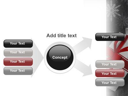 Christmas Present Box PowerPoint Template Slide 14