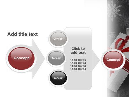 Christmas Present Box PowerPoint Template Slide 17