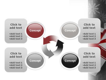 Christmas Present Box PowerPoint Template Slide 9