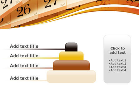 Calendar PowerPoint Template Slide 8