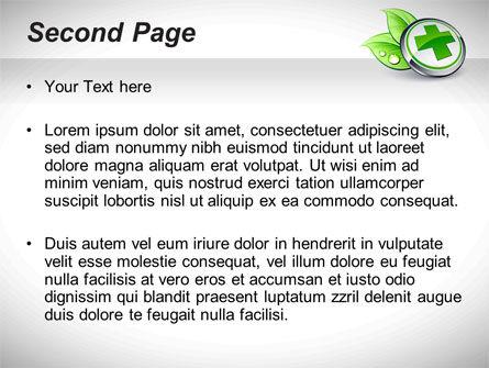 Herbal Pharmacy PowerPoint Template, Slide 2, 08925, Medical — PoweredTemplate.com