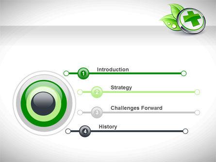 Herbal Pharmacy PowerPoint Template, Slide 3, 08925, Medical — PoweredTemplate.com