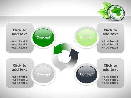 Herbal Pharmacy PowerPoint Template Slide 9