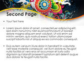 Chinese Pattern PowerPoint Template#2