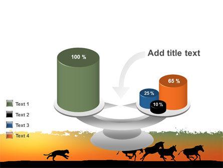 Savannah Sunset PowerPoint Template Slide 10