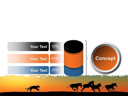 Savannah Sunset PowerPoint Template Slide 11