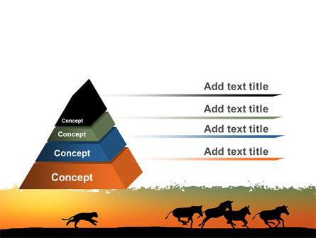 Savannah Sunset PowerPoint Template Slide 12