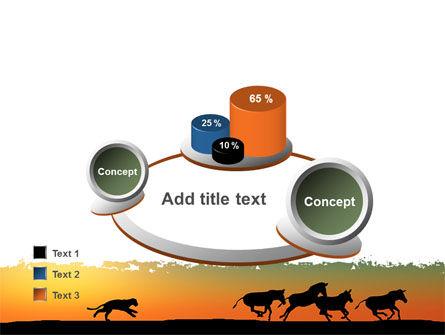 Savannah Sunset PowerPoint Template Slide 16