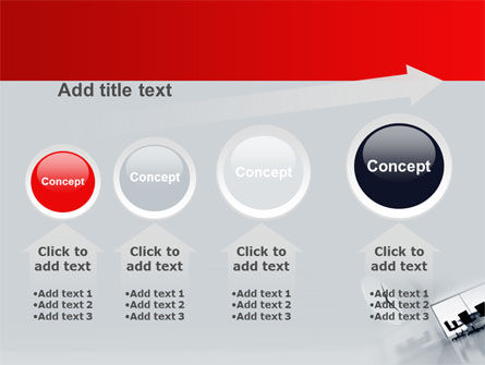 Office Time PowerPoint Template Slide 13
