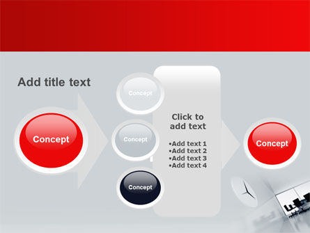 Office Time PowerPoint Template Slide 17