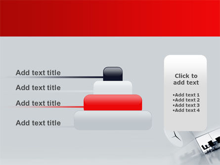 Office Time PowerPoint Template Slide 8