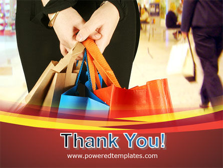 Expensive Shopping PowerPoint Template Slide 20