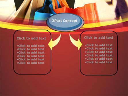 Expensive Shopping PowerPoint Template Slide 4