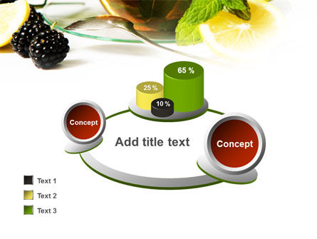 Mulberry Tea PowerPoint Template Slide 16