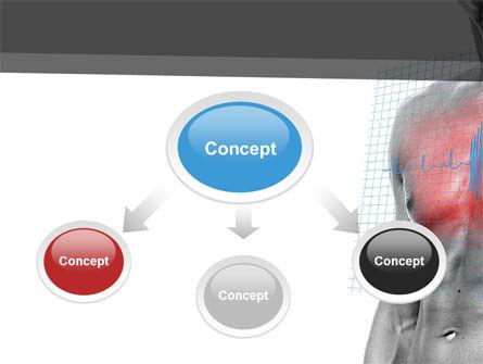 Heart Attack PowerPoint Template, Slide 4, 08936, Medical — PoweredTemplate.com