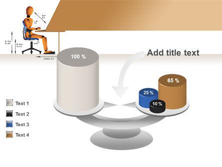 Ergonomics PowerPoint Template Slide 10