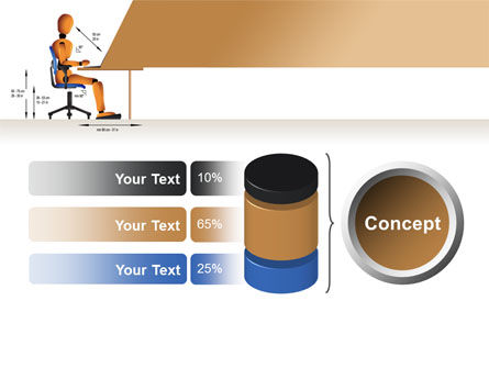 Ergonomics PowerPoint Template Slide 11