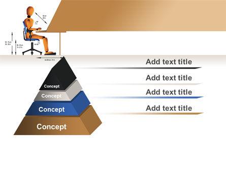 Ergonomics PowerPoint Template Slide 12