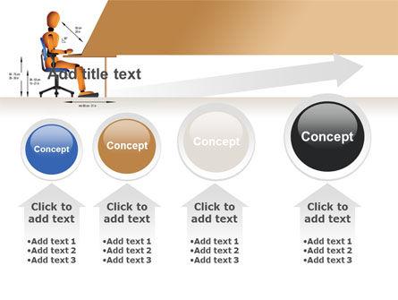Ergonomics PowerPoint Template Slide 13