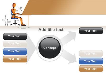 Ergonomics PowerPoint Template Slide 14