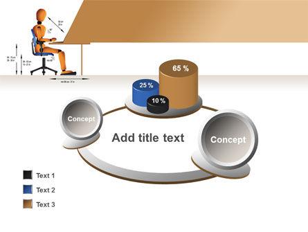 Ergonomics PowerPoint Template Slide 16