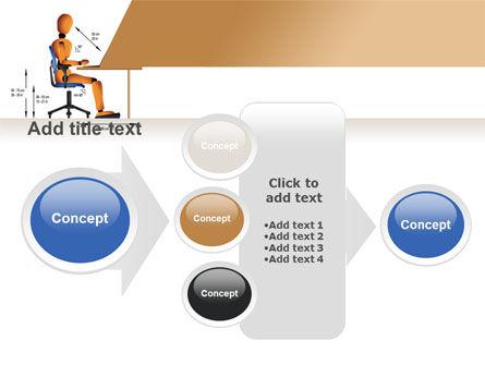 Ergonomics PowerPoint Template Slide 17
