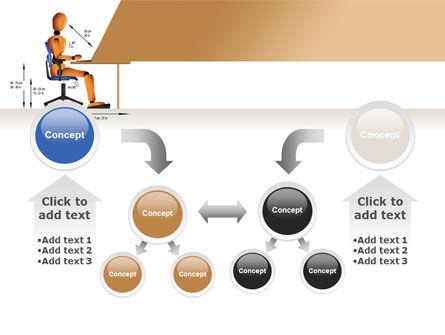 Ergonomics PowerPoint Template Slide 19