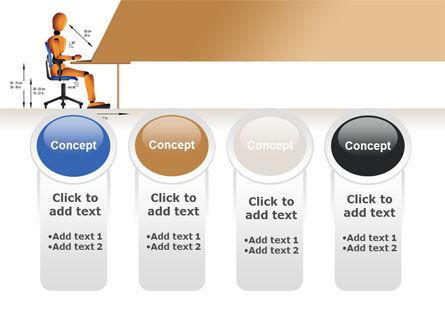 Ergonomics PowerPoint Template Slide 5