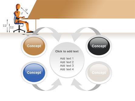 Ergonomics PowerPoint Template Slide 6