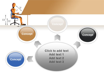 Ergonomics PowerPoint Template Slide 7