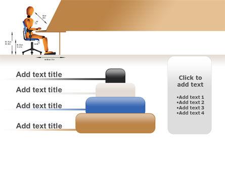Ergonomics PowerPoint Template Slide 8