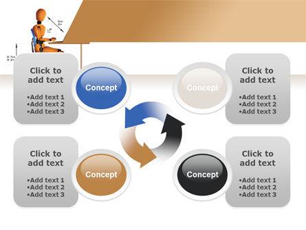 Ergonomics PowerPoint Template Slide 9